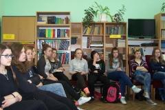 Spotkanie autorskie w GBP w Trzebiechowie
