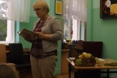 Barbara Gawryluk w Trzebiechowie