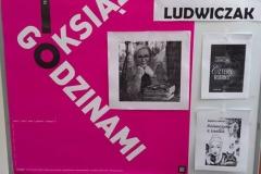 Magdalena Ludwiczak w trzebiechowskiej bibliotece